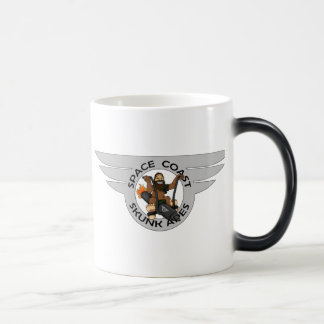 Space Coast Skunk Ape TwoTone Mug