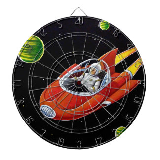 SPACE COUPE DART BOARD