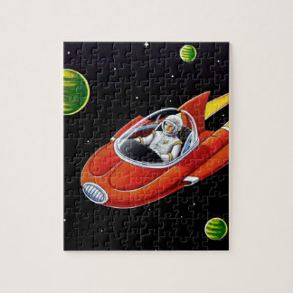 SPACE COUPE JIGSAW PUZZLE