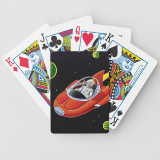 SPACE COUPE POKER DECK