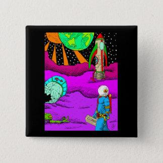 space crash Button