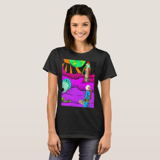 Space Crash T-Shirt