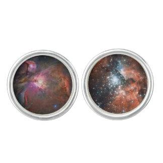Space Cufflinks