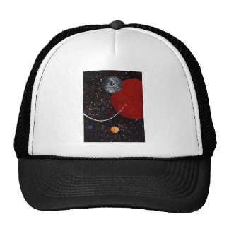 SPACE (design 15) ~ Trucker Hat