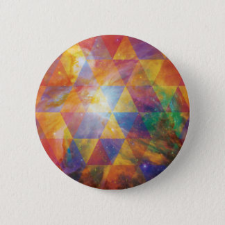 Space Design 2 Inch Round Button