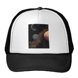SPACE (design 2) ~ Trucker Hat