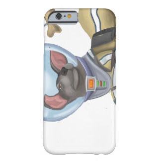 Space Dog Cadet Barely There iPhone 6 Case