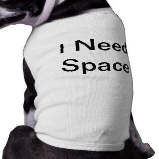 Space Dog Shirt