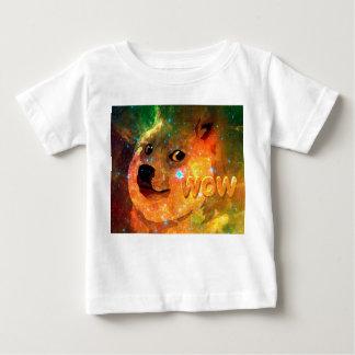 space - doge - shibe - wow doge baby T-Shirt
