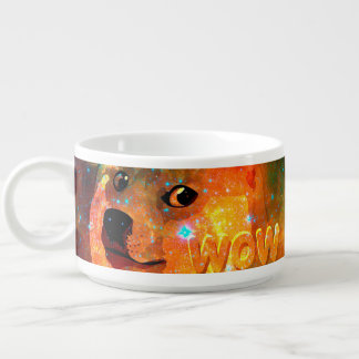 space - doge - shibe - wow doge bowl