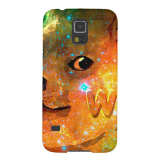 space - doge - shibe - wow doge galaxy s5 cases