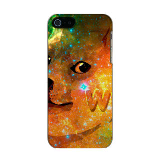 space - doge - shibe - wow doge incipio feather® shine iPhone 5 case