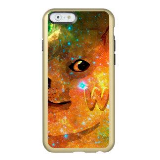 space - doge - shibe - wow doge incipio feather® shine iPhone 6 case