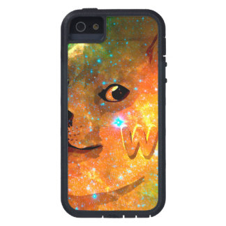 space - doge - shibe - wow doge iPhone 5 cases
