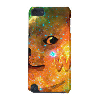 space - doge - shibe - wow doge iPod touch (5th generation) case