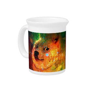 space - doge - shibe - wow doge pitcher