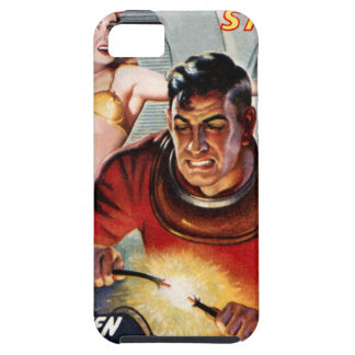 Space Electrician iPhone 5 Covers