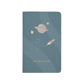 Space Exploration Pocket Journal