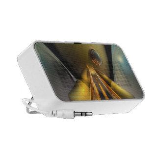 Space Eye - 3D iPhone Speaker