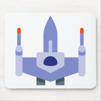 Space Fighter Mouse Pad