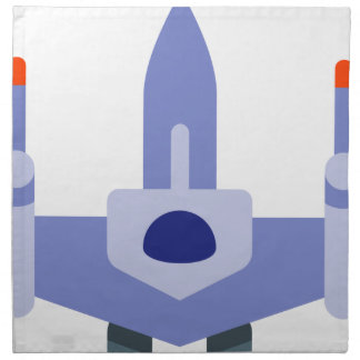 Space Fighter Napkin