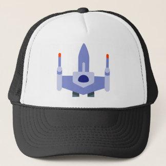 Space Fighter Trucker Hat