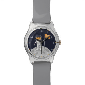 Space Fox Watch