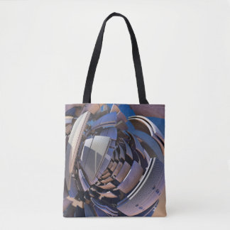 Space Fractal I Tote Bag