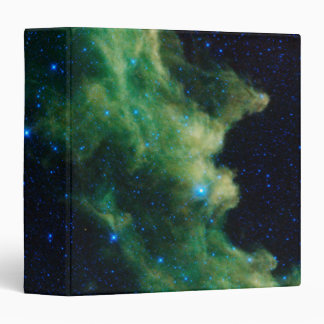 Space Galaxy 3-Ring Binder
