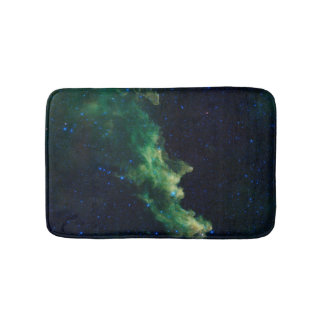Space Galaxy Bath Mat