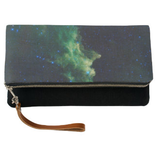 Space Galaxy Clutch Purse