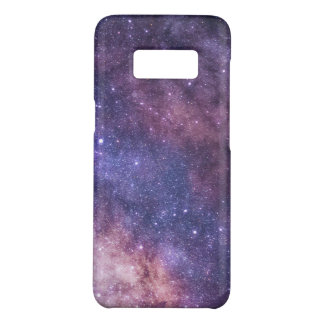 space galaxy colorful purple stars Case-Mate samsung galaxy s8 case
