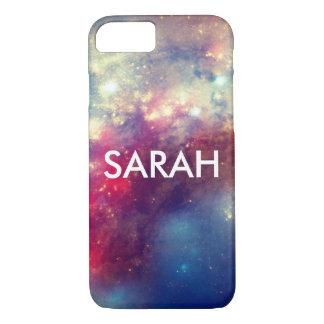 space galaxy custom Case-Mate iPhone case