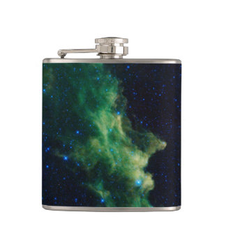 Space Galaxy Flask
