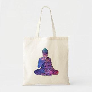 Space Galaxy Gautama Siddhārtha Buddha, Tote Bag