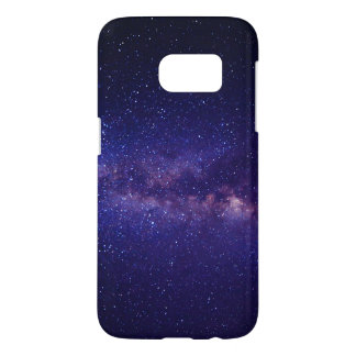 Space Galaxy Star Pattern Samsung Galaxy S7 Case