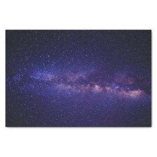 Space Galaxy Star Pattern Tissue Paper