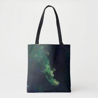 Space Galaxy Tote Bag