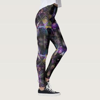 Space Glow 2 Leggings