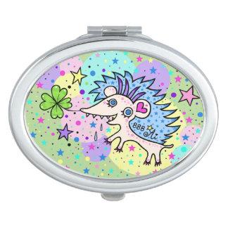 Space Hedgehog☆ Mirror For Makeup