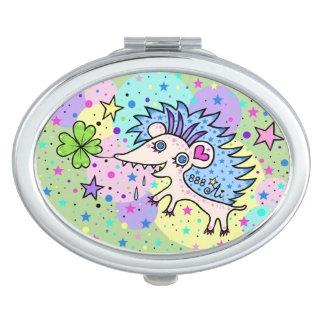 Space Hedgehog☆ Vanity Mirror