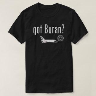 Space Hipsters Got Buran? Tee