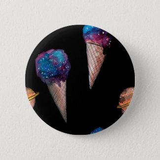 space hoists cream 2 inch round button
