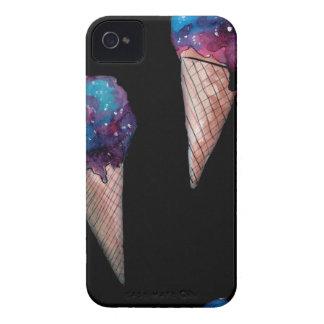 space hoists cream Case-Mate iPhone 4 case