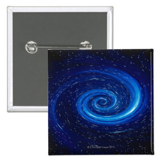 Space Image 6 2 Inch Square Button