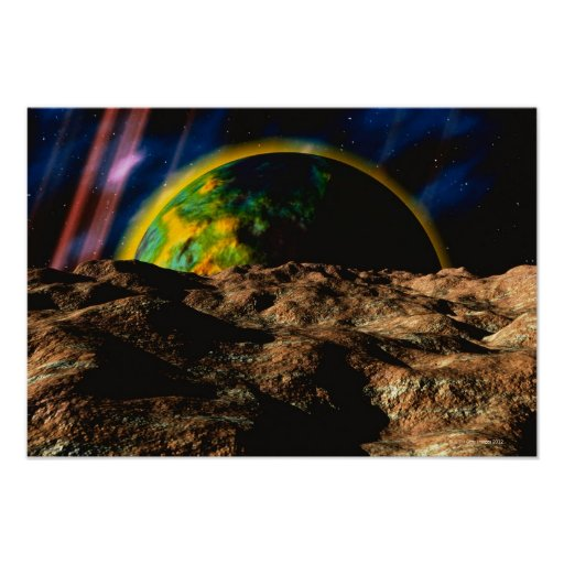 Space Image 7 Posters
