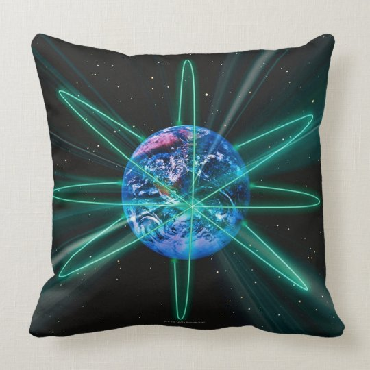 Space Image 7 Throw Pillow