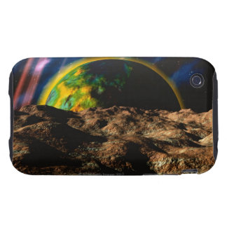 Space Image 8 Tough iPhone 3 Cases
