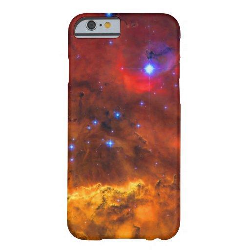 Space image, Emission Nebula, Constellation Puppis iPhone 6 Case