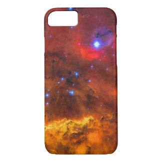 Space image, Emission Nebula, Constellation Puppis iPhone 7 Case